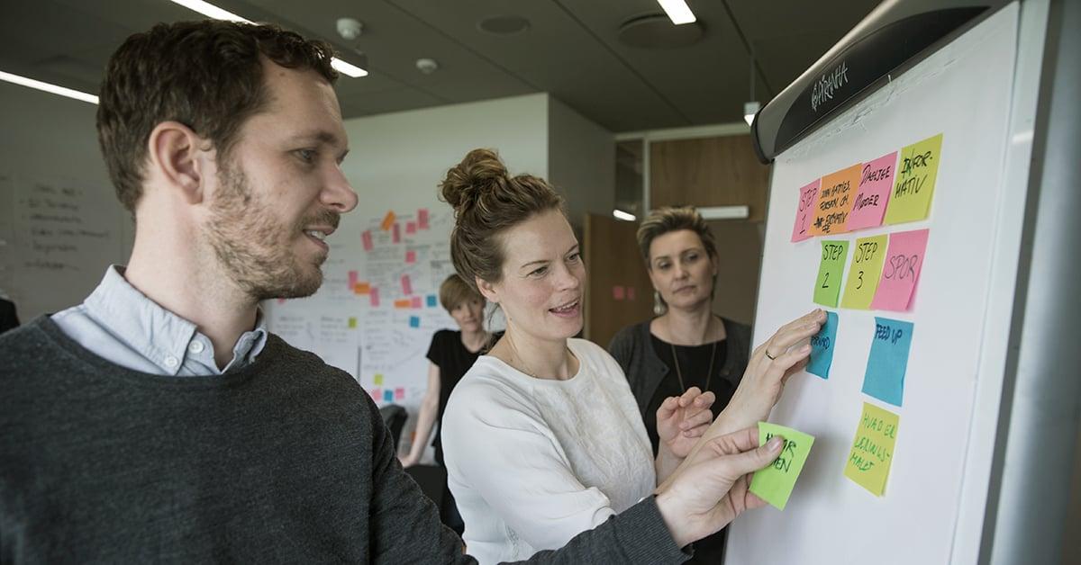 Procesleder: 6 medarbejdertyper der kan skabe bedre processer i rollen