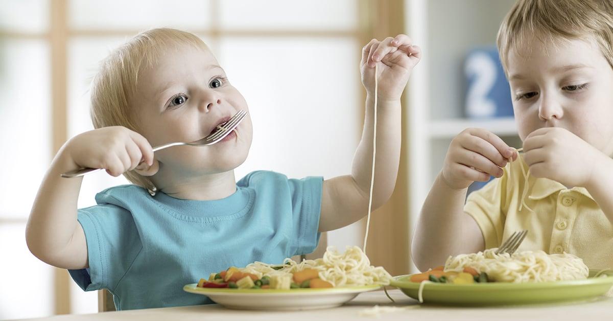 Rutiner i dagtilbud - måltidet som læringsrum