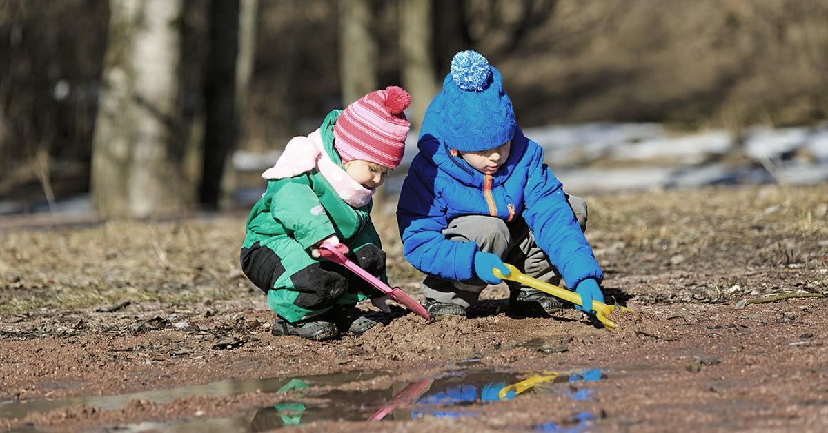 Børns legekultur - tag tænkehatten på og bliv klogere