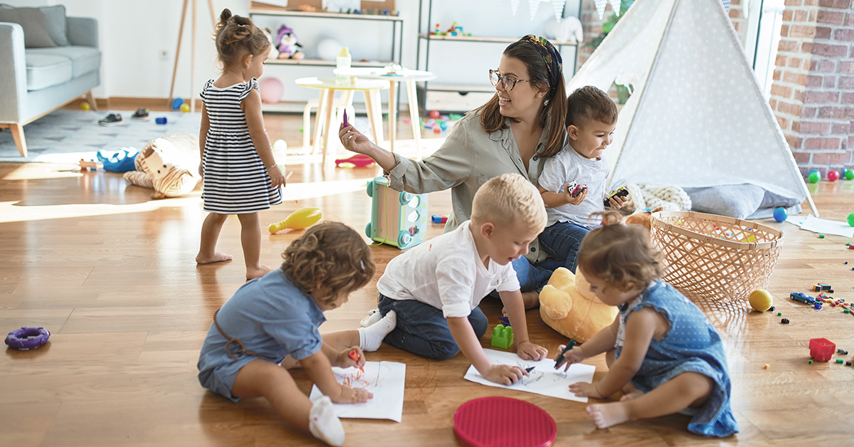 Børn i dagtilbud - Artikel: Evalueringskultur i dagtilbud - hvordan?