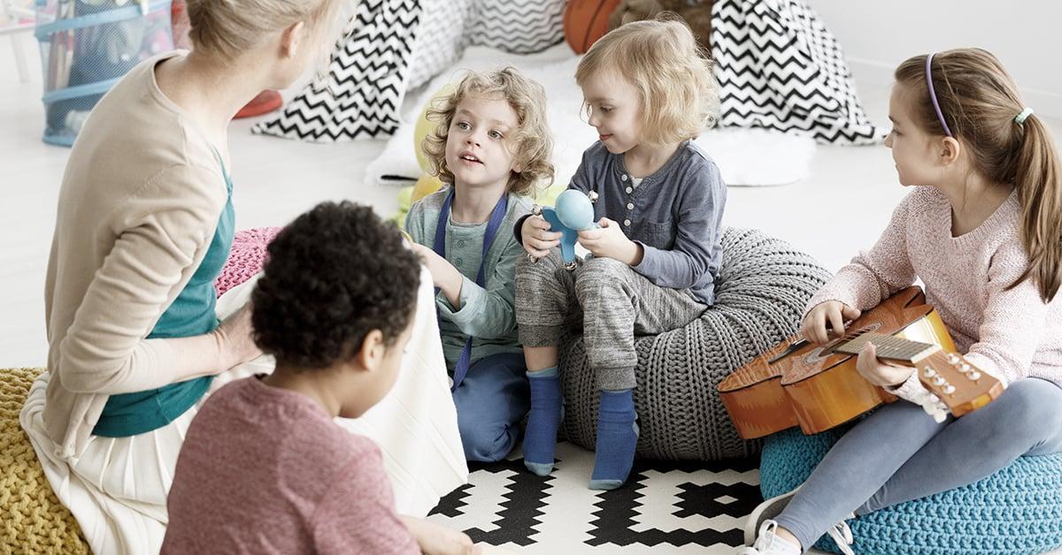 Læs med børnene - sådan vælger du den rigtige bog