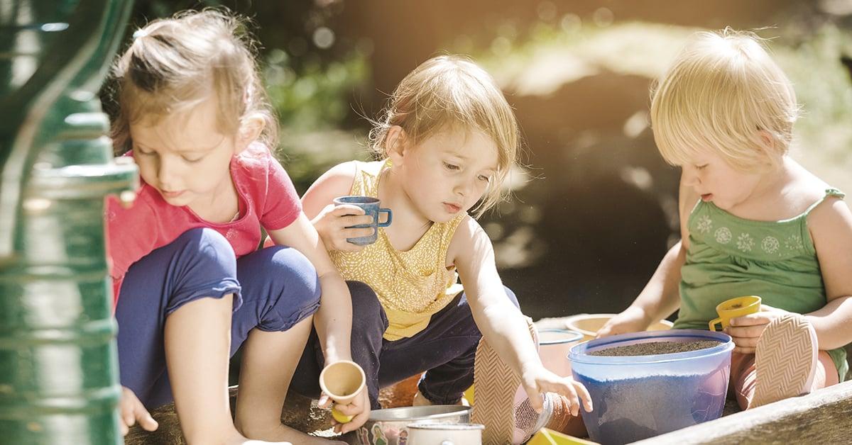 Udvikling af læringsfællesskaber i dagtilbud – et nyt samarbejde med forældre