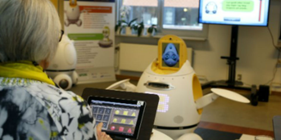 Træning med teknologi - demens