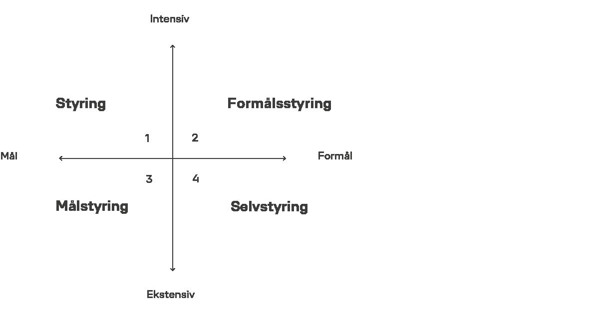Styringstypologi