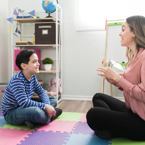 Børnemindmapping - inddrag barnet med samtalemetoden