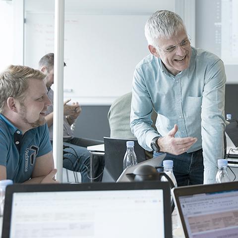Diplom i ledelse: EBA er for ingeniører og andre med teknisk baggrund
